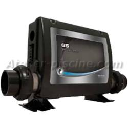 Boitier de contrôle GS500Z avec chauffage 2kW