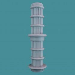 Crépine de filtre à sable 120mm Lacron LSR 16/18/20/24/30 LSC 30/48 (avant 2004)