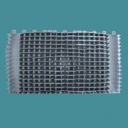 Brosse PVC grise combinée Maytronics Dolphin/Zenit