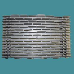 Brosse PVC Grise Astralpool