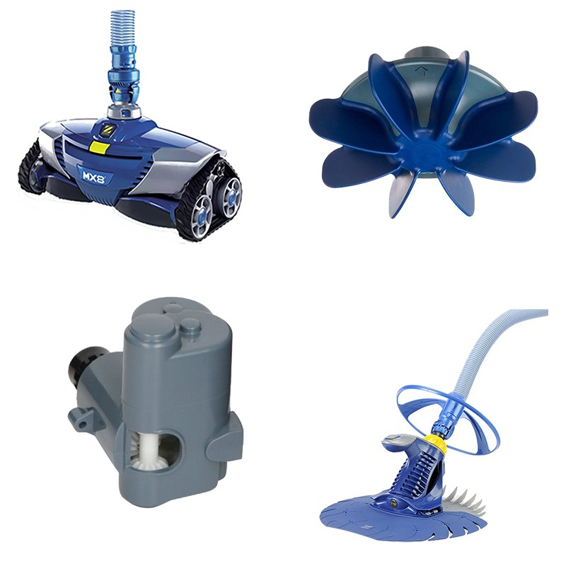 Robot hydraulique Zodiac